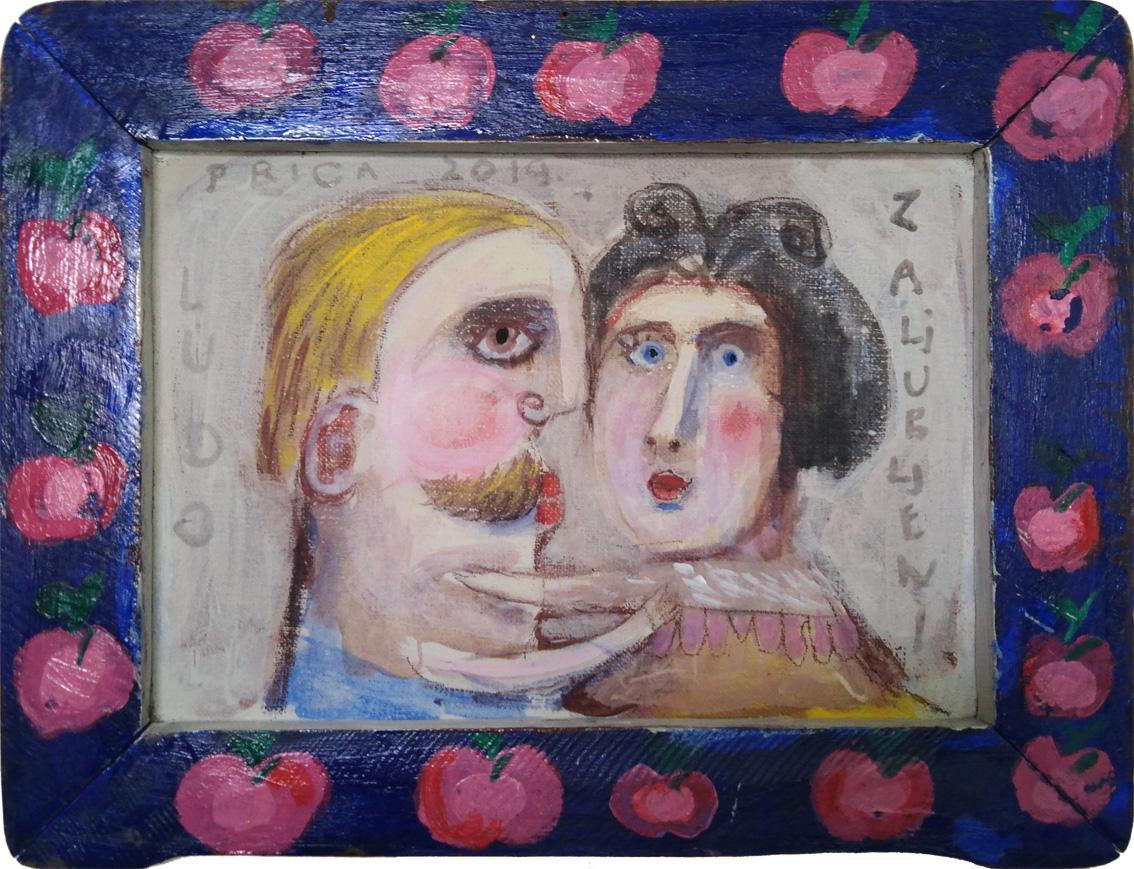 Ludo zaljubljeni, 42x32 cm, , 200€
